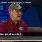 2013 Dove Hunting Season in Arkansas